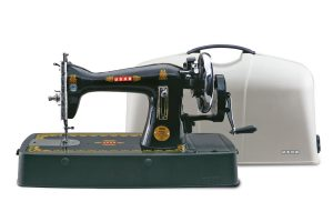 bandhan tailoring machine with cover