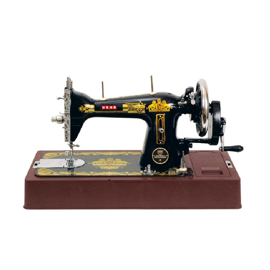 Usha Tailor DLX | Straight Stitch Sewing Machine | Simple & Best Sewing  Machine - Usha Sew