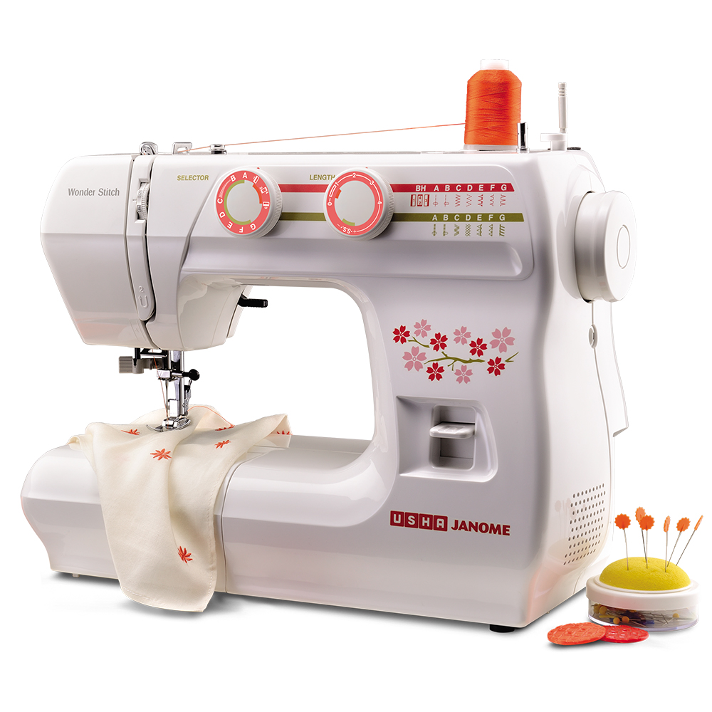 wonder stitch embroidery machine