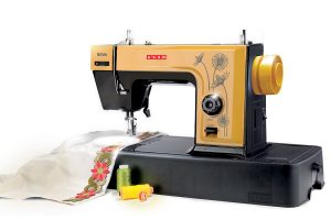 nova pro foot operated sewing machine