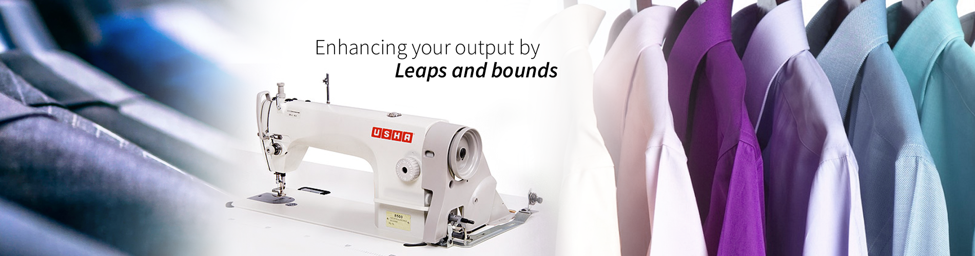 Usha Industrial Sewing Machines